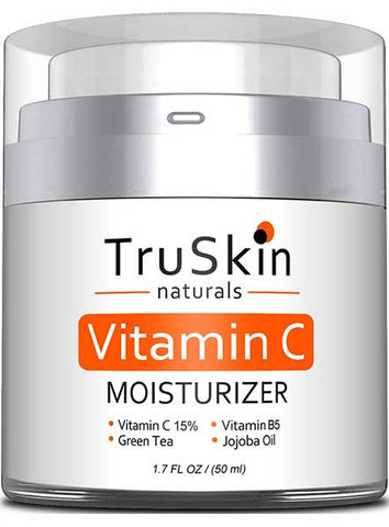 Vitamin C Moisturizer Cream by TruSkin Naturals