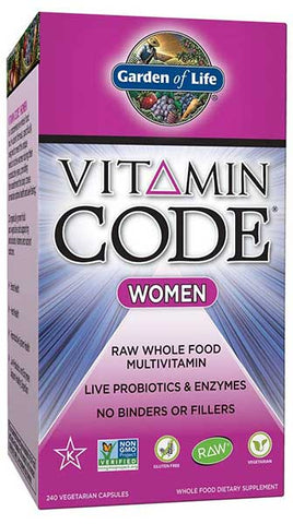 Vitamin Code by Garden of Life