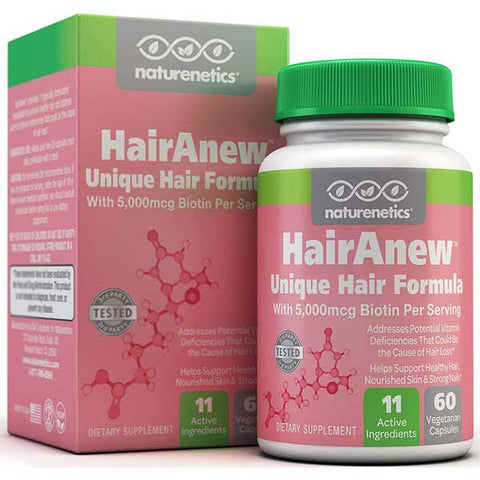 Vitamins for Hair, Skin and Nails by Naturenetics