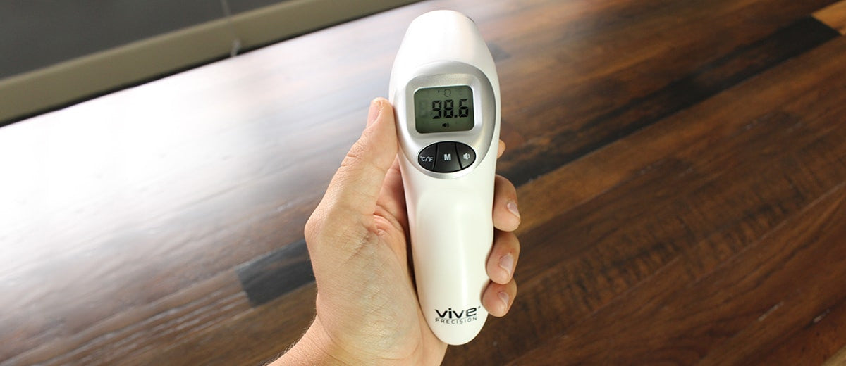 11 Best Forehead Thermometers 2018 Review Vive Health