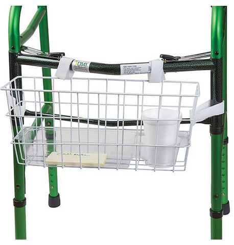Walker Basket with Cup Holder by Duro-Med
