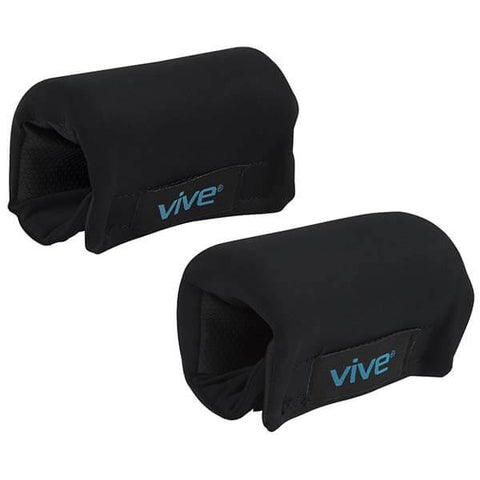 Walker Padded Hand Grip Covers by Vive
