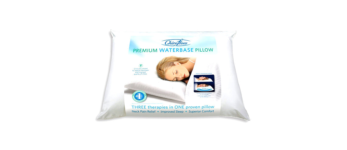 Water Pillow by ChiroFlow
