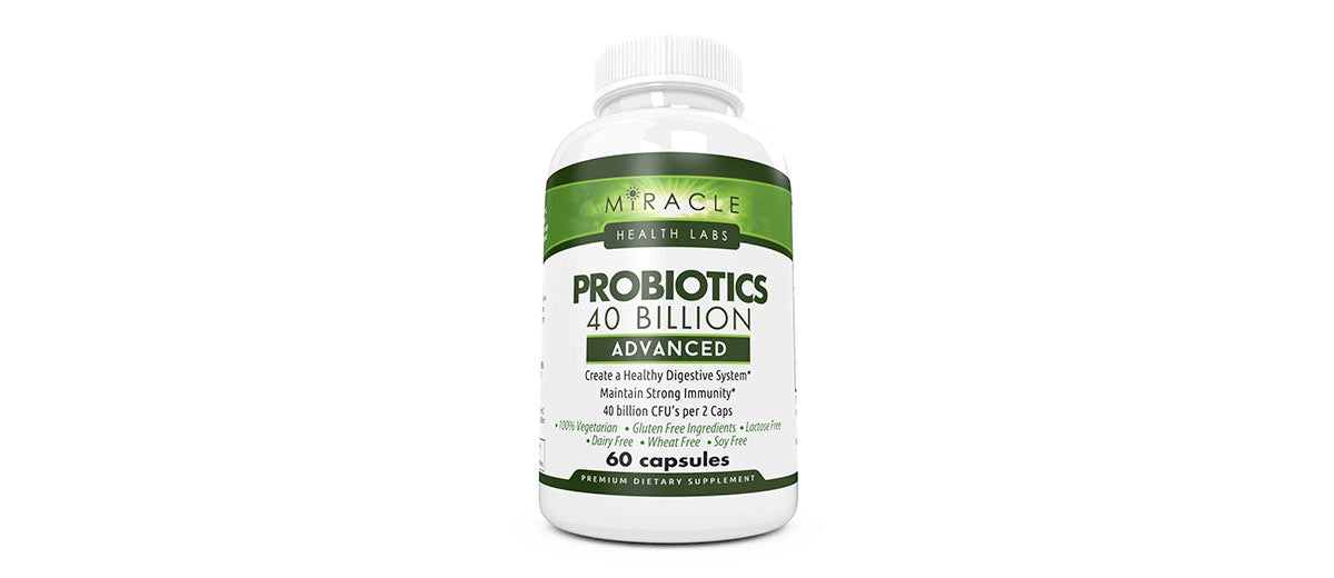 Weight Loss Probiotics by Miracle Health Labs