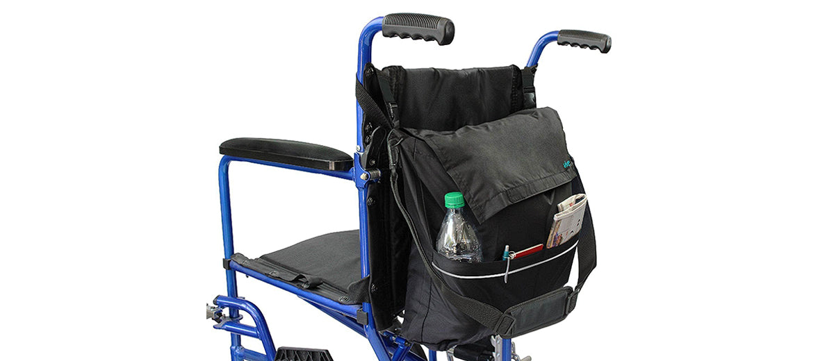 Wheelchair Bag by Vive Health