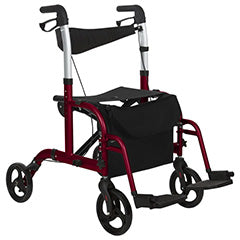 Rollator Wheelchair for Limted Mobility and Balance