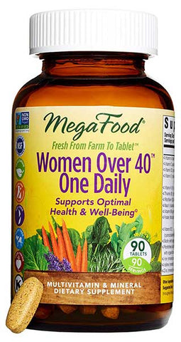 Women Over 40 One Daily by MegaFood