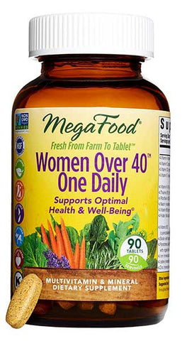 Women Over 40 Support for Hair, Skin and Nails by MegaFood