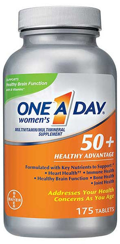 Women's 50+ Multivitamin by One-A-Day