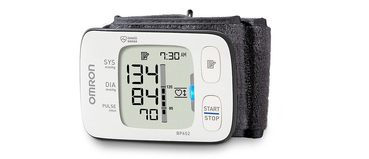 Wrist Blood Pressure Monitor by Omron
