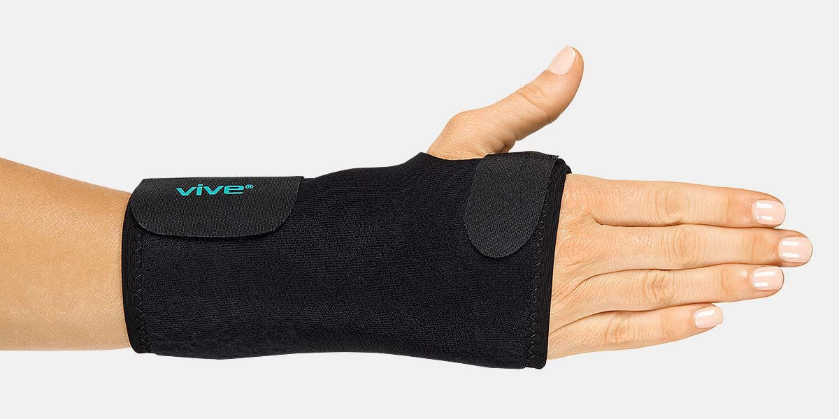 5 Best Wrist Braces for Tendonitis - 2018 Review - Vive Health