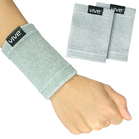 Wrist Sweatbands by Vive