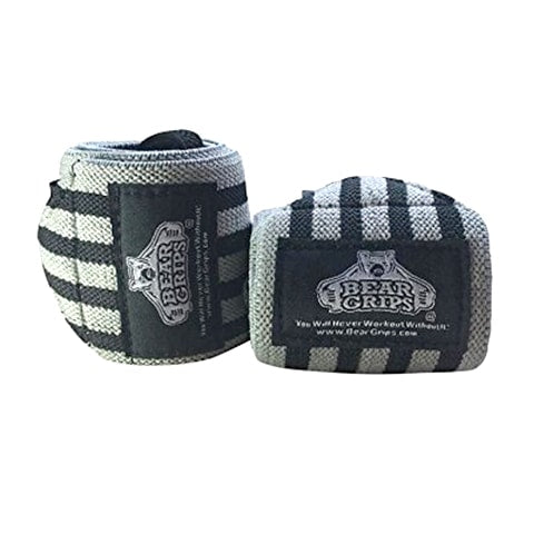 Wrist Wraps by Bear Grips