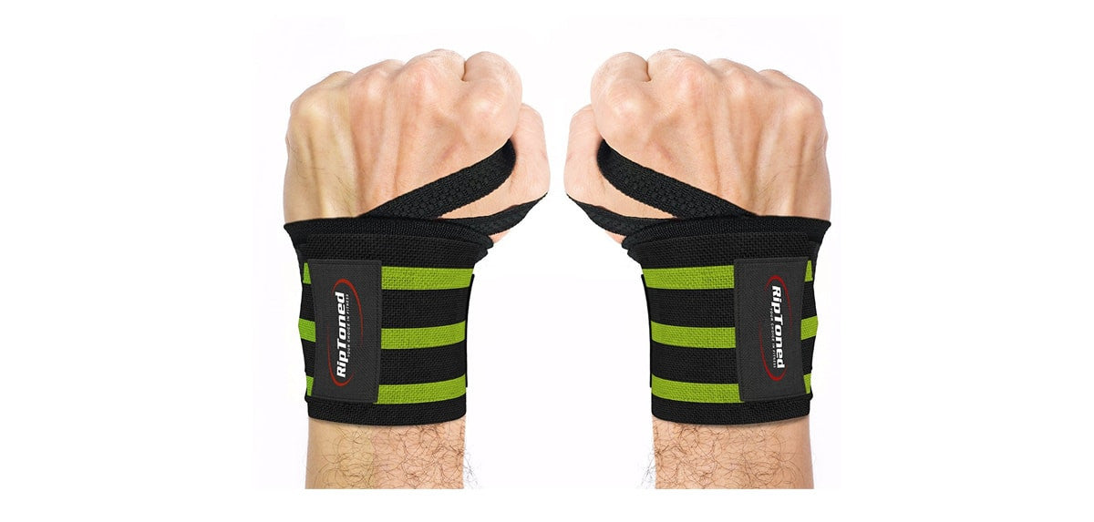 Wrist Wraps by Rip Toned