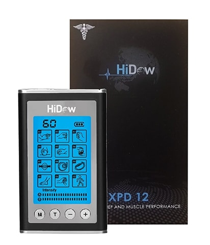 XPD-12 Modes TENS Unit by HiDow