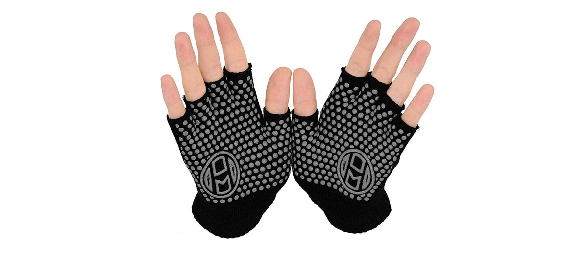 Yoga Gloves by Mato & Hash
