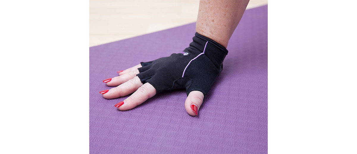 Yoga Gloves by WAG Pro