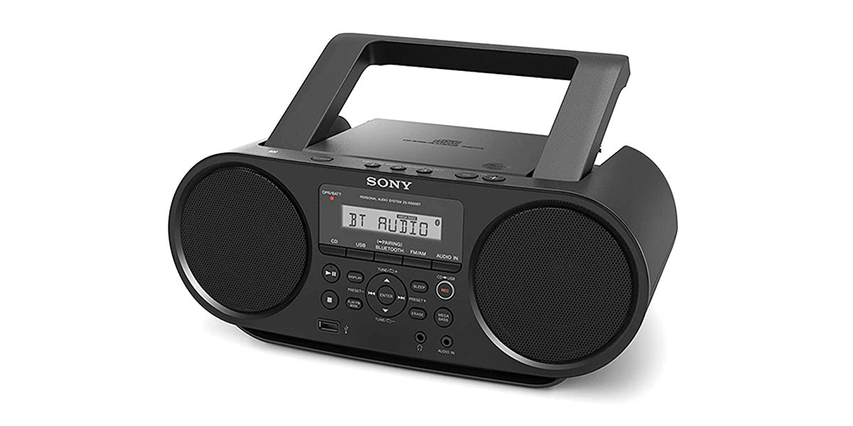 ZSRS60BT CD Boombox by Sony