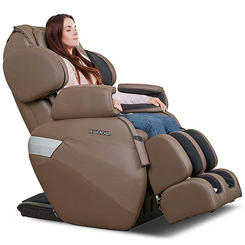 Zero Gravity Shiatsu Massage Chair by RELAXONCHAIR