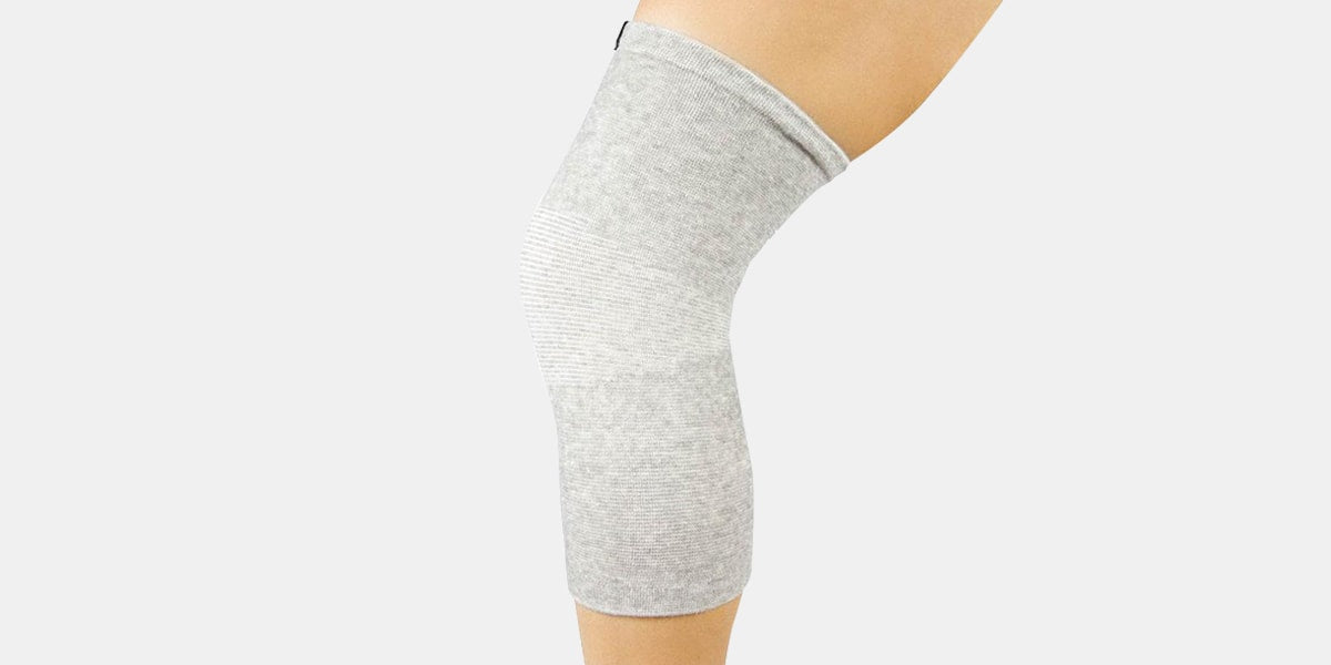 Bamboo knee support