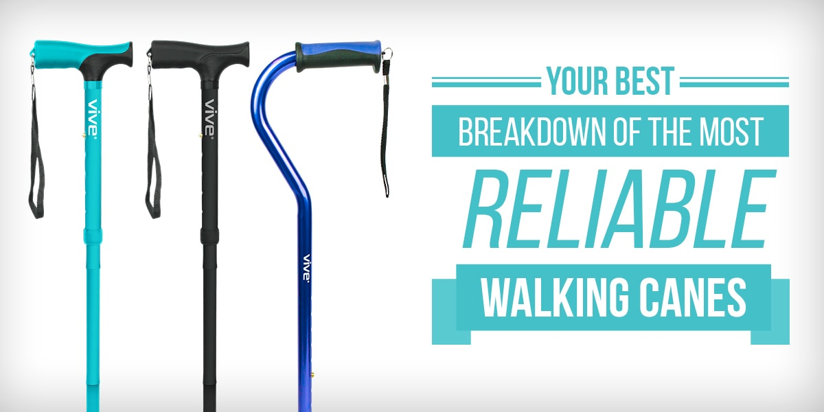 walking canes by vive