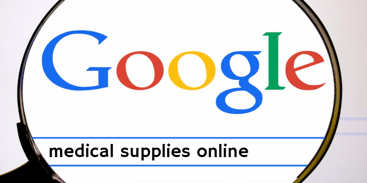 google search medical supplies online