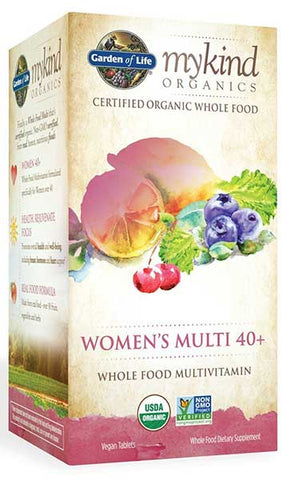 mykind Organic Supplement by Garden of Life