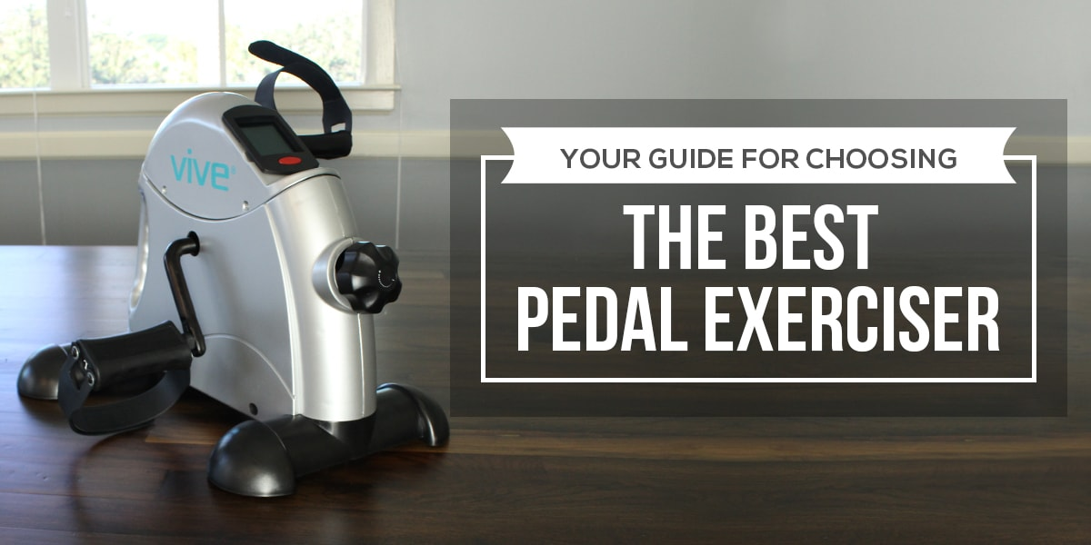 best pedal exerciser by vive