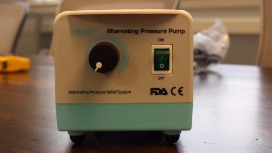 Alternating Pressure Pump Pressure Dial