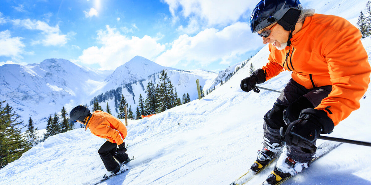 6 Best Knee Braces for Skiing - 2018 Review - Vive Health