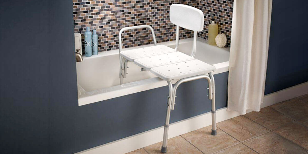 10 Best Shower Chairs with Arms - 2018 Review - Vive Health