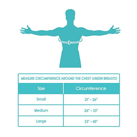 posture correct sizing guide