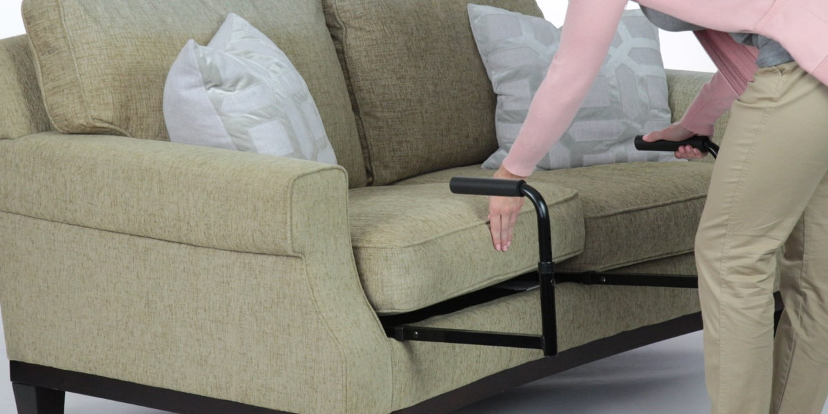 stand assist handles on couch