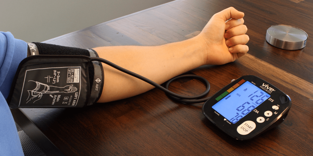taking and understanding blood pressure readings