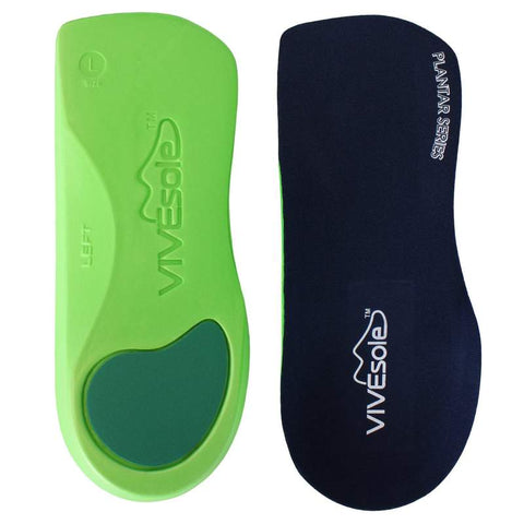 3/4 Length Insoles Plantar Series