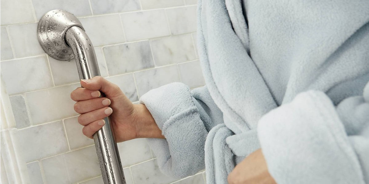 Bon Shower Grab Bar