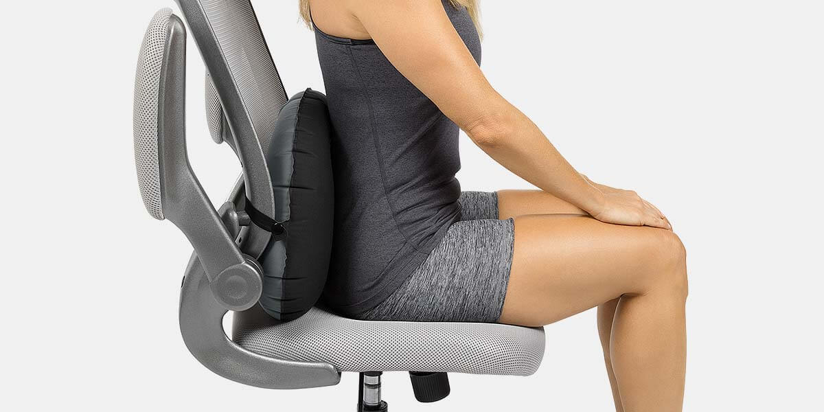 Tips For Using Inflatable Lumbar Support Cushion By Vive