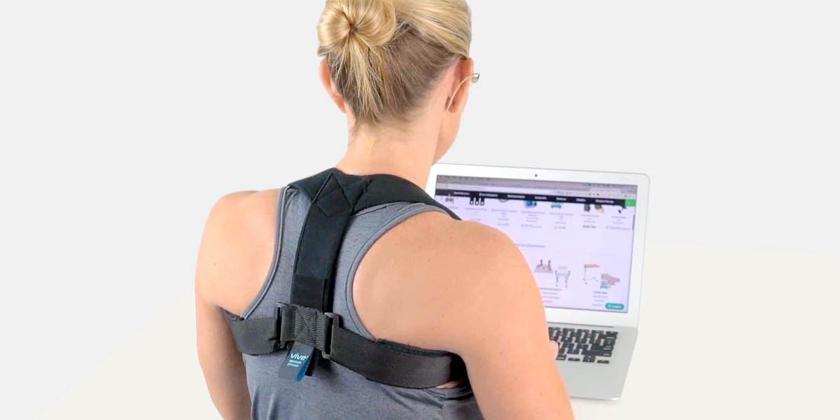 6 Best Back Braces For Posture May 2018 Review Vive Health