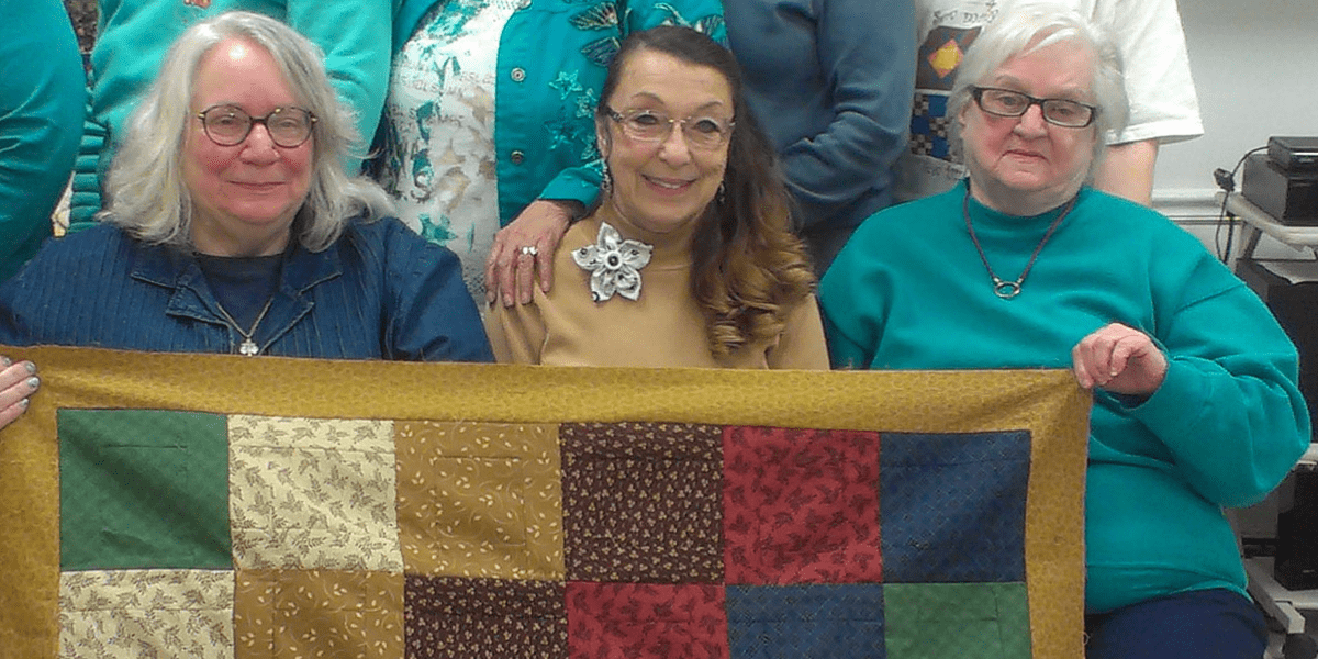 women's quilting club