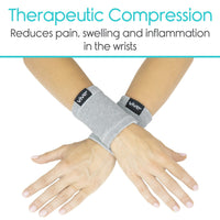 Bamboo Wrist Support (Pair)