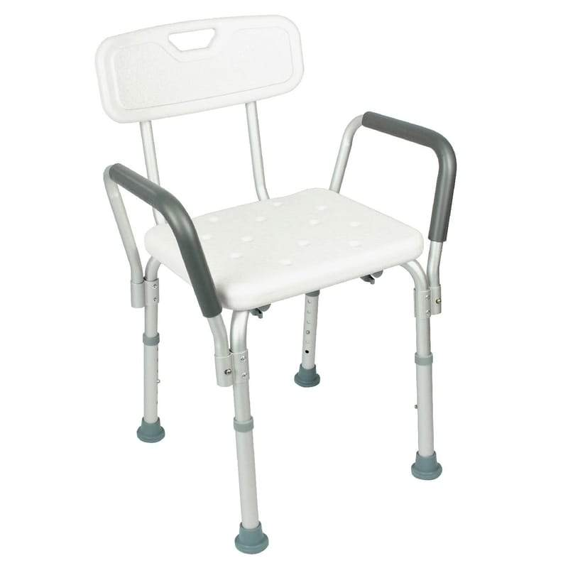 Shower Chair - Bath Seat for Elderly & Handicapped - Vive Health