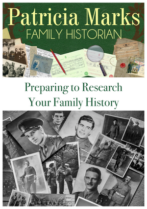 Preparing to Research Your Family History e-book