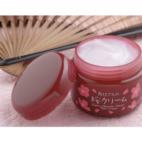 CHERRY BLOSSOM (SAKURA) MOISTURISING CREAM (for face, hands & body)