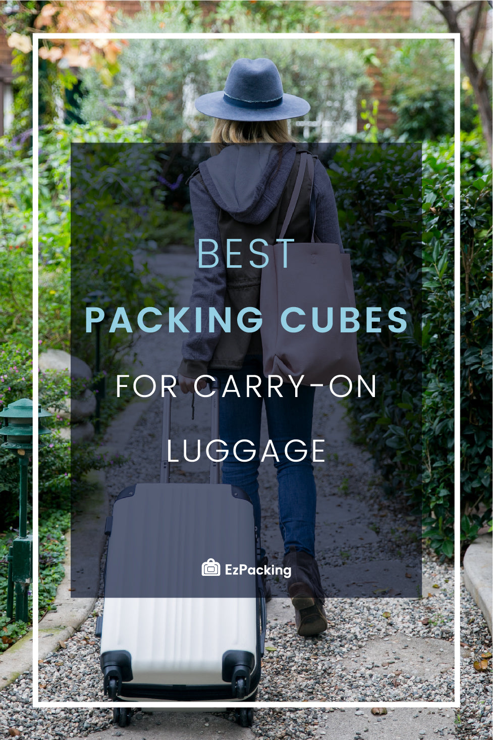 Best packing cubes for carry-on luggage