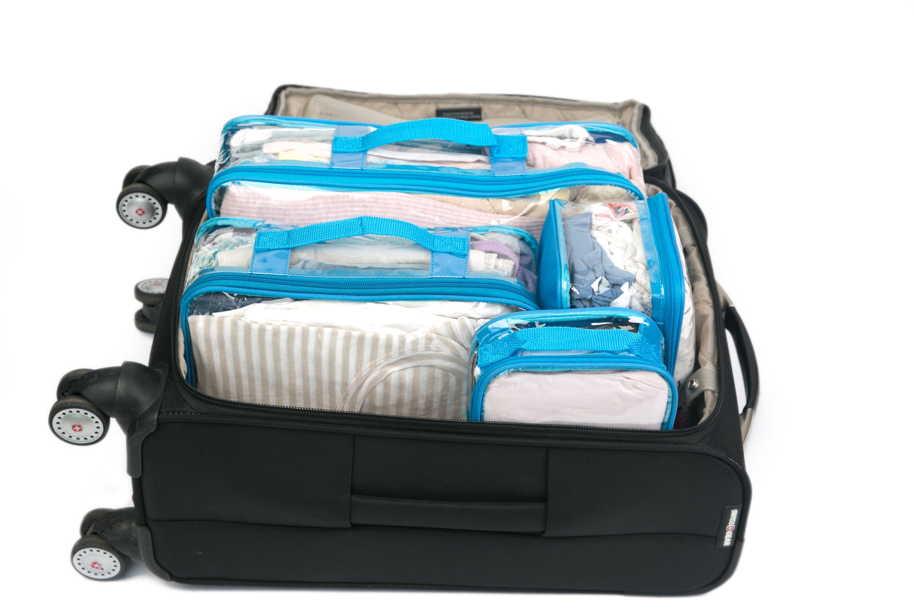 Packing Cubes for Carry On Suitcase