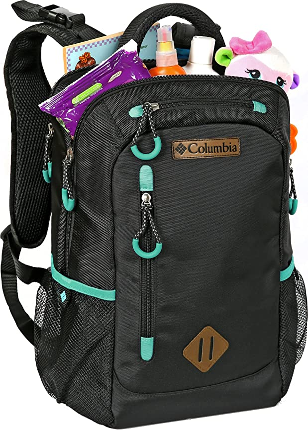 Columbia Diaper Bag Backpack