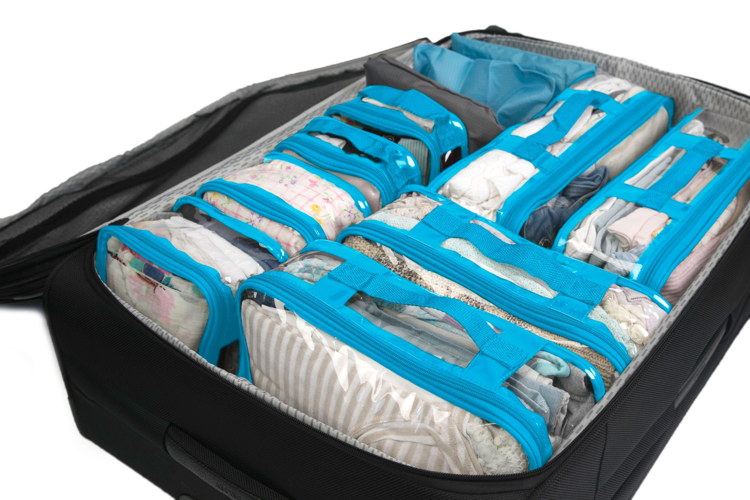 EzPacking Complete bundle in turquoise
