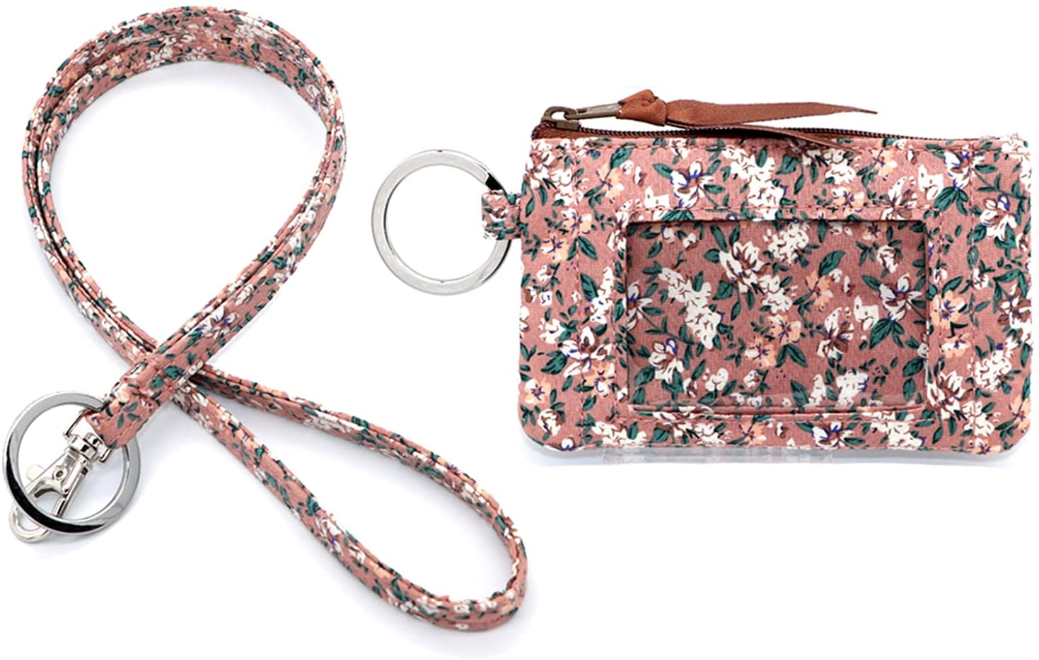 Lanyard with Zip Id Case