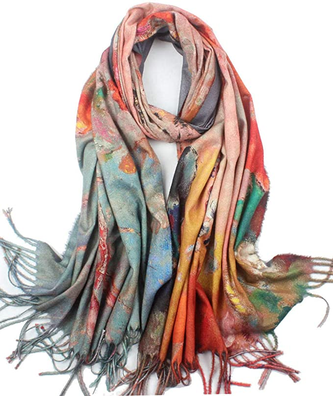 Travel scarf and blanket