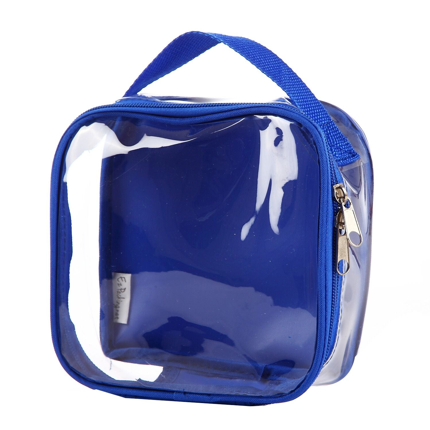 Extra small royal blue travel cube